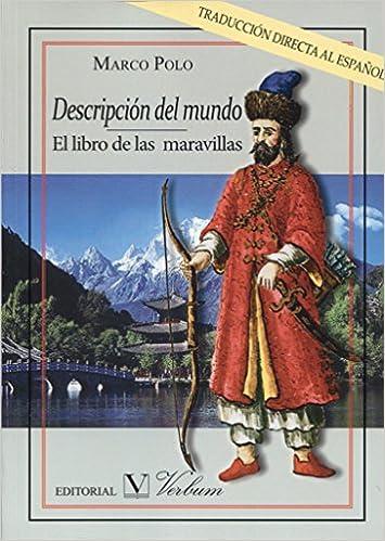 DESCRIPCIÓN DEL MUNDO. EL LIBRO DE LAS MARAVILLAS Infantil-Juvenil ...