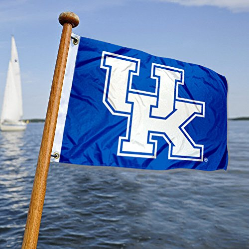 College Flags and Banners Co. Kentucky UK Wildcats Boat and Nautical Flag