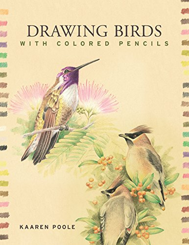 Drawing Birds with Colored Pencils ()