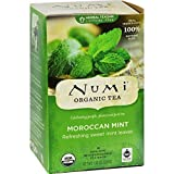 Numi Tea Herb Tea Og2 Morocn Mint 18 Bag