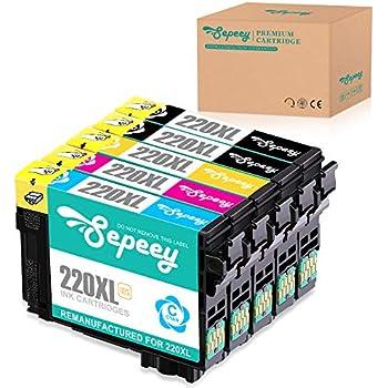 Amazon.com: NoahArk - Cartucho de tinta remanufacturado para ...
