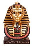 Bust of King Tut Tutankhamen 12 Inches