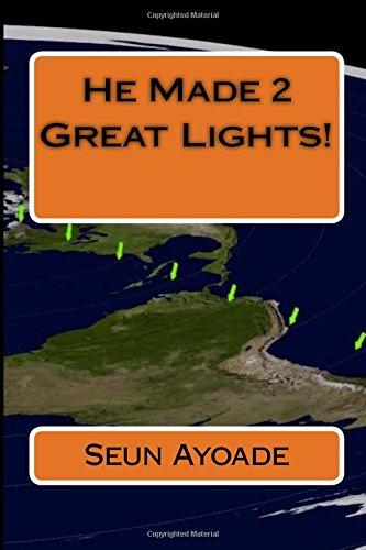 He Made 2 Great Lights! pdf epub