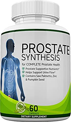Prostate Synthesis - For Complete Prostate Health - Prostate Treatment