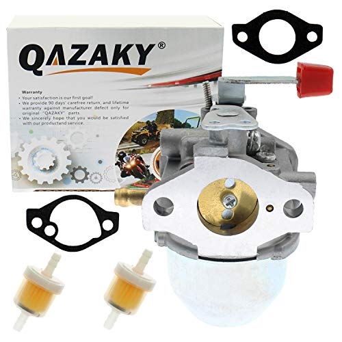 QAZAKY Replacement for Carburetor Generac Generator 4000XL 4000EXL GN220 GH220HS 0C1535ASRV 0C1535AESV 97747 C1535 7.8HP Carb Sears Troy Built Portable 005778 75178 90876 97747 9777 DP90876 EHC00952