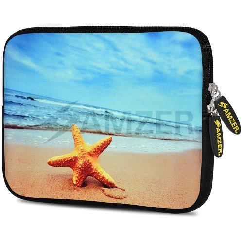 (Amzer 7.75-Inch Designer Neoprene Sleeve Case Pouch for Tablet, eBook, Netbook (AMZ5189077))