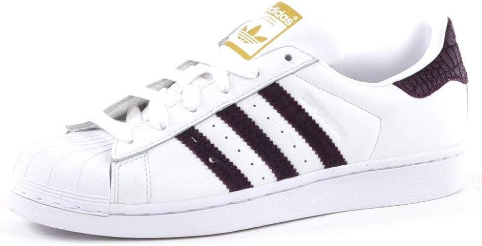 Adidas Original Superstar Sneaker Uomo Bianco, 40 EU: Amazon