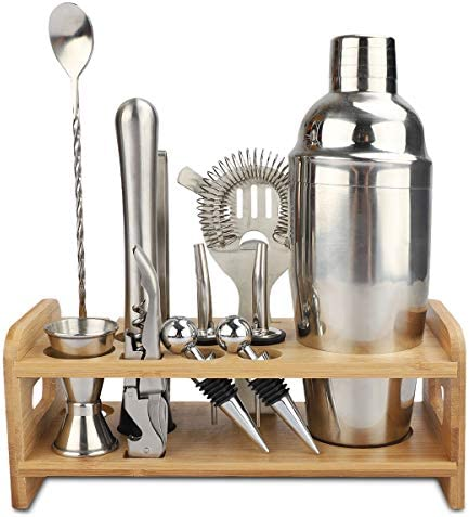 WOHOME Stainless Bartender Bartendering Traveling product image