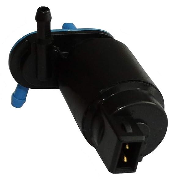 AERZETIX: Bomba de agua para limpiaparabrisas frente y trasero de coche C10096: Amazon.es: Hogar
