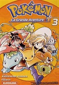 Pokémon - La Grande Aventure, tome 3 par Hidenori Kusaka