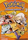 Pokémon - La Grande Aventure, tome 3 par Kusaka