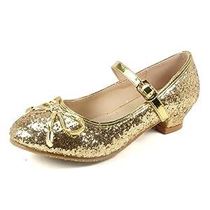 Nova Utopia Girls Low-Medium Heel Dorothy Shoes