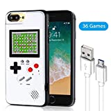 gameboy phone case for iphone, handheld retro video game console compatible with iphone 11 pro 11 x