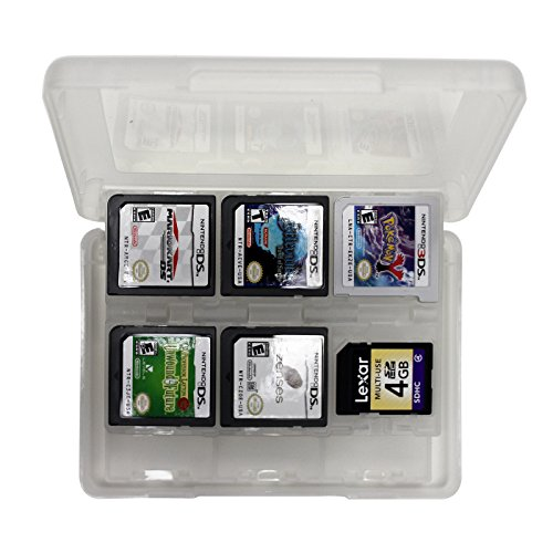 Amazon Com Hde 24 In 1 Game Card Travel Case Protective Storage
