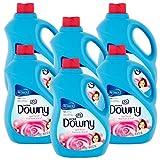 Downy Ultra April Fresh Liquid Fabric Softener 105 Loads 90 Fl Oz (6-pk)