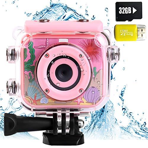 Action Shot Camera Underwater - 2