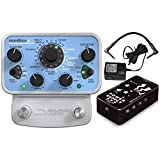 Source Audio SA221 Soundblox 2 Multiwave Bass Distortion w/ Patch Cable and Multi Power Supply