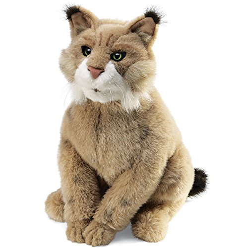 Folkmanis Bobcat Hand Puppet (Animals Bobcat)