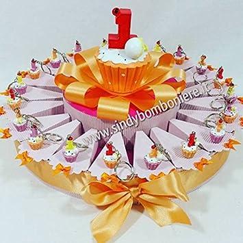 Kuchen Sussigkeiten Cupcake Schlusselanhanger Erster Geburtstag Torta