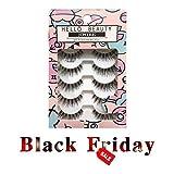 Jimire Hello Beauty Multipack Demi Wispies Fake Eyelashes, 0.63 Ounces