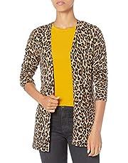 Amazon Essentials Women's Open-Front Cardigan