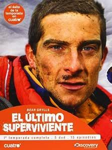 El ultimo superviviente. 1ª Temporada [DVD]: Amazon.es