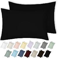 California Design Den 400 Thread Count 100% Cotton Pillowcase Set of 2
