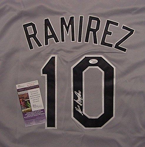 go White Sox Autographed Grey #10 Jersey JSA COA ()