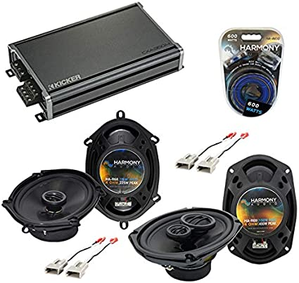 1997 2003 F150 Kicker Cs 6x8 Speaker Upgrade Kit Cs68 2 F150