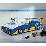 HomeTown Rover Car Bed (Blue)