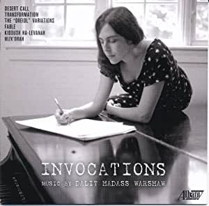 Dalit Warshaw: Invocations