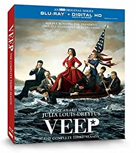VEEP: Season 3 Blu-ray + Digital HD