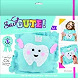 Colorbok Learn To Sew Tooth Fairy Pillow Kit, 10-Inch by 10-Inch