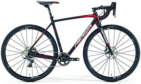 Merida Cyclo Cross 9000 - Bicicletas ciclocross - rojo/negro Tamaño del cuadro 56 cm 2016: Amazon.es: Deportes y aire libre