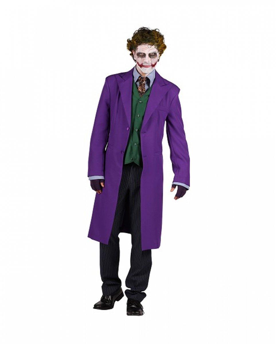 Horror-Shop Traje de Joker con un Chaleco de Lujo XL: Amazon.es ...