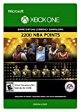 NBA Live 15: 2,200 NBA Points - Xbox One Digital Code