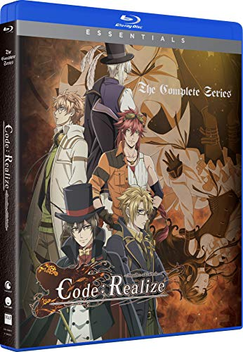 Code: Realize – Guardian of Rebirth – The Complete Series Blu-ray + Digital – Blu-ray
