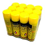 Clipper Butane 139g(4.89oz) 7-Loop Refined (Sealed Pack of 12 Cans)