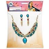 Official Disney Pocahontas Jewellery Set