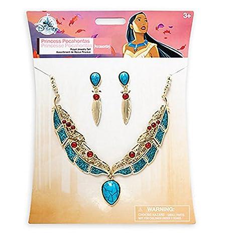 Official Disney Pocahontas Fancy Dress Costume Jewellery