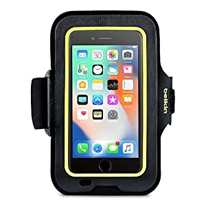 Belkin Armband Cell Phone Case for iPhone 8 Plus, 7 Plus and 6/6s Plus by Belkin Components