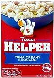Betty Crocker TUNA CREAMY BROCCOLI Tuna Helper 6.4oz (3 Pack) by Betty...