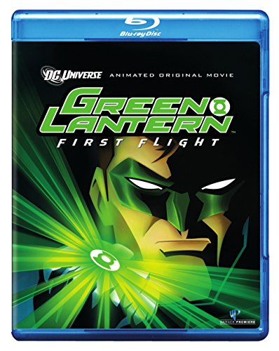 Blu-ray : Green Lantern: First Flight (Widescreen, Dubbed, Dolby, AC-3)