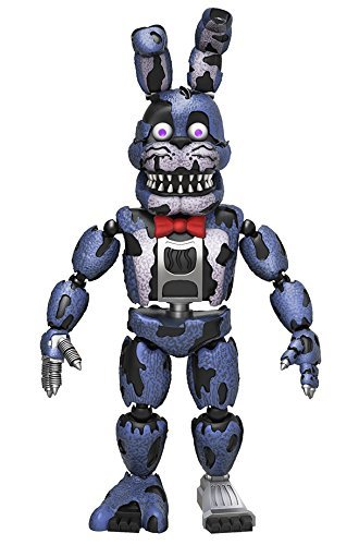 Nightmare Bonnie Articulated Action Figure 11844 Funko Five Nights at Freddy/'s