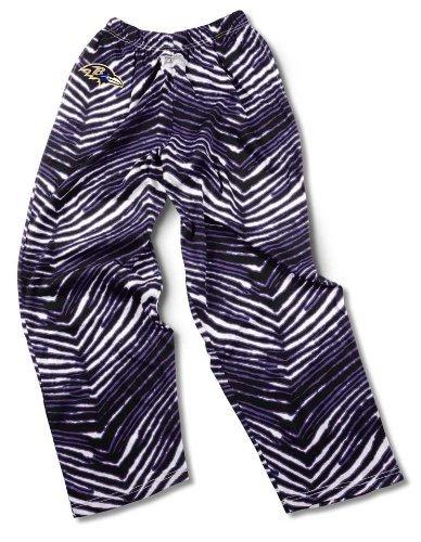 zubaz pants purple - 8