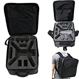 Fiaya For DJI Mavic PRO, Waterproof Light Backpack Shoulder Carrying Bag Case For DJI Mavic PRO Drone, Remote Controller, Battery , Charger and Other Accessory