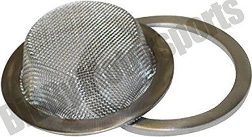 (02-12 HONDA CRF450R: BIG GUN SPARK ARRESTOR SCREEN)