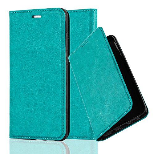 Cadorabo - Funda Book Style Cuero Sintético en Diseño Libro para >                          Huawei P10 LITE                          <