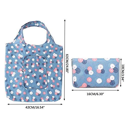 Femmes Sac Capacit 1 à Plage JAGENIE Sac Tote 1 Main Pliable à bandoulière Grand Zipper Shopping qxdaxUnX