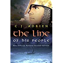 The Line of His People (Kindred of the Sea Book 1)